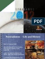 Nostradamus and 2012