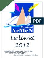 Programme Armen 2012