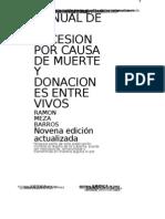 Manual Sucesión Ramon Meza