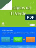 Princípios da TI Verde 2012