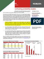 Hodnocení pravděpodobnosti recese v Česku, Polsku a Maďarsku (dokument v AJ)