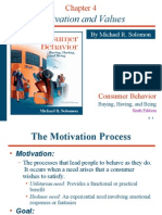 Chapter 04 Motivation and Values