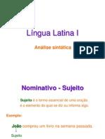 Lingua_Latina_I_-_Analise_sintatica