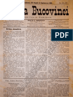 Gazeta Bucovinei #63-66, Duminica 20 August (1 Sept Em Brie) 1895