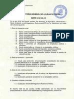 Bases Convocatoria 2012
