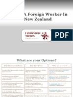 Hiring a Foreign Worker in New Zealand