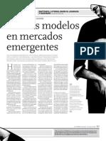 Nuevos Modelos de Negocio en Mercados Emergentes