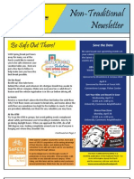 March 2012 Perch Newsletter