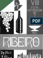 VIII Feira do Viño do Ribeiro