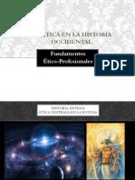 Tensiones Ética, Filosofía y ciencia