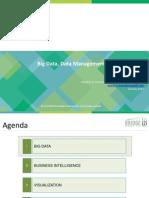 BIG Data Management and Visulization