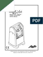 Airsep Newlife Elite - Service Manual
