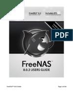 Freenas8.0.3 Guide