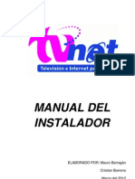 Manual Del Instal Ad Or Tvnet