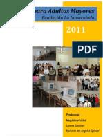 Cuadernillo NIVEL 3  -  2011