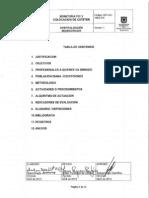 HSP-GU-190G-015 Monitoria PIC y Colocación de Catéter