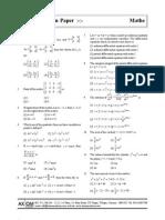 Tancet Me Maths_maths