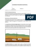 1.- Aplicaciones de la Perforación Direccional