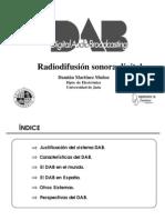 Radiodifusión DAB