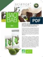 Ethnoscience - BAOBAB - Poudre de Baobab BIO - Une Marque Ecoidées