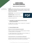 Mignovillard - Compte rendu du Conseil municipal du 16 janvier 2012