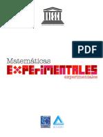 Matematicas Experimentales UNESCO
