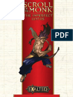 (2) Exalted II - Scroll of the Monk - The Imperfect Lotus