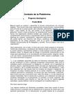 Contexto de La Plataforma_F Mintz