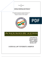 Anand Rathi PROJECT