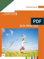 Guia practica - desarrollo regional (Es) / Practical guide – regional development (Spanish) / Gida praktikoa – eskualdeko garapena (Es)