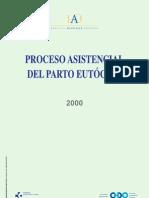 Anon - Proceso Asistencial Del Parto Eutocico