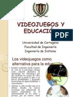 Juegos de Videos Como Alternativa de Educacion...