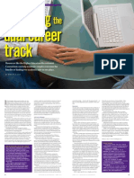 Navigating the Dual Career Track (Monitor on Psychology, April 2012)