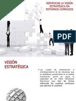 Visión estratégica en entornos complejos