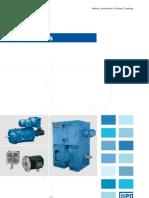 WEG Dc Motor 678 Brochure English