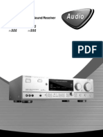 Manual Receiver Philips
