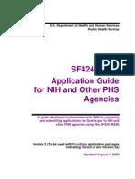 SF424 RR Guide General Ver2