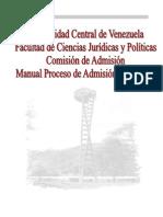 Manual Ciencias Juridicas y Politicas UCV 2008-2009