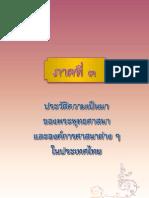 ประวัติพุทธศาสนาในไทย