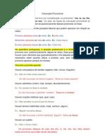 Colocação_ Pronominal_Resumo