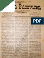 Gazeta Bucovinei #80, Duminica 8 (20) Octombrie 1895
