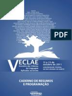 VECLAE-cadernoResumos