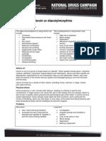 Heroin or Diacetylmorphine