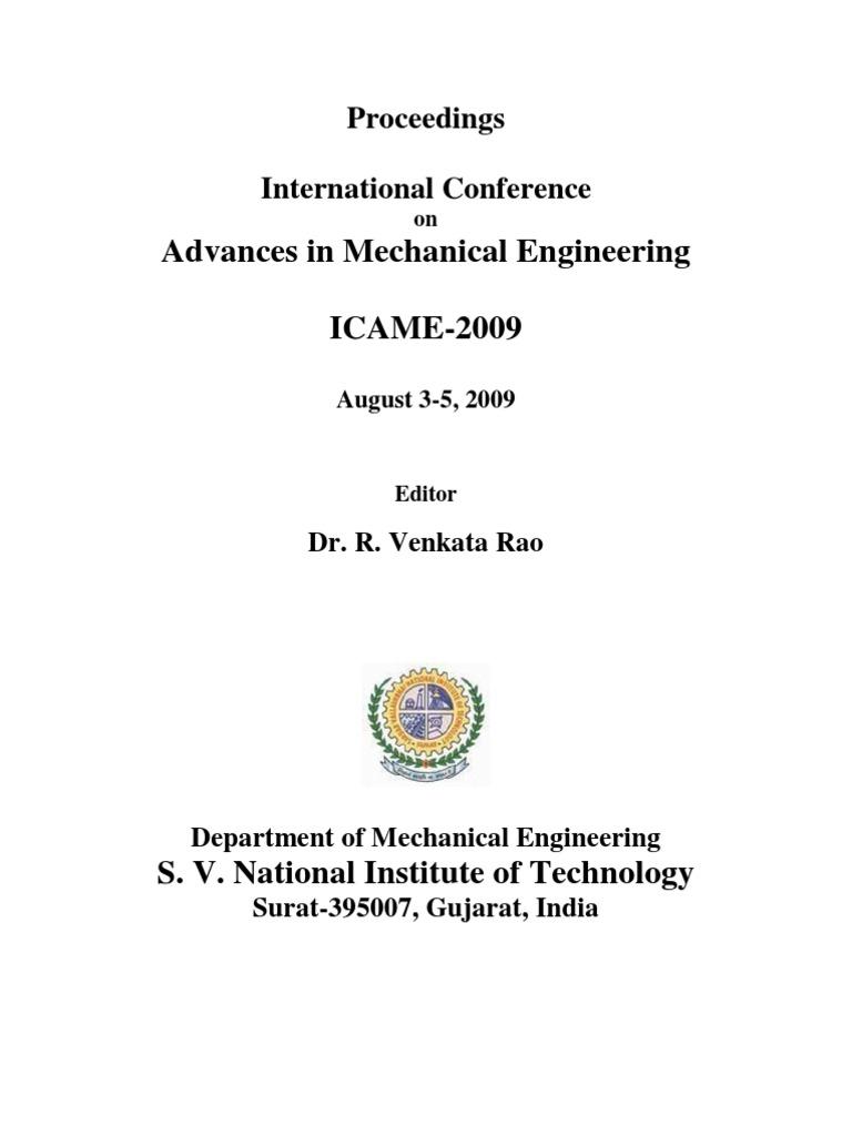 Proceedings Icame 09 Ee 479 Analog Nonlinear Integrated Circuit Design Hariharan