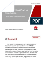 Microsoft Power Point - OptiX RTN 600 Product Introduction-20080801-A