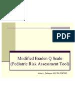 modified braden q scale