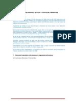 Información Cualitativa FONDO CREACION