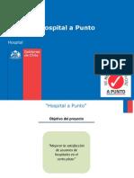 0.-Presentación Hospital a Punto (MINSAL)
