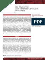 ARTIGO COMPOSTOS ORGANOCLORADOS