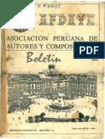 BOLETÍN N° 4